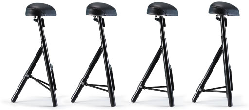 Double Trolley stool